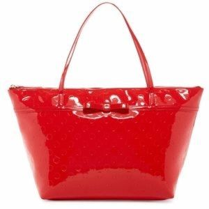 Kate Spade Camellia Street Sophie Tote Chili Red